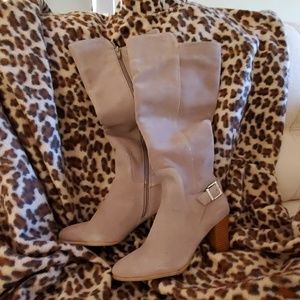 Alfani over the calf boots